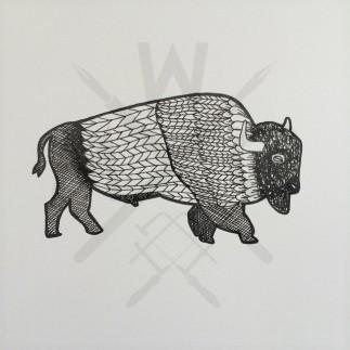 Winged Buffalo